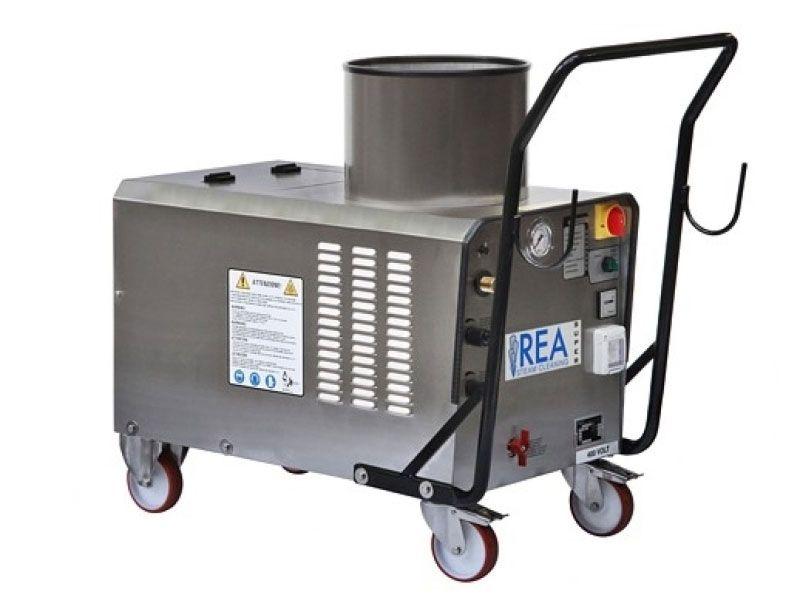 rea macchine per la pulizia con il vapore secco