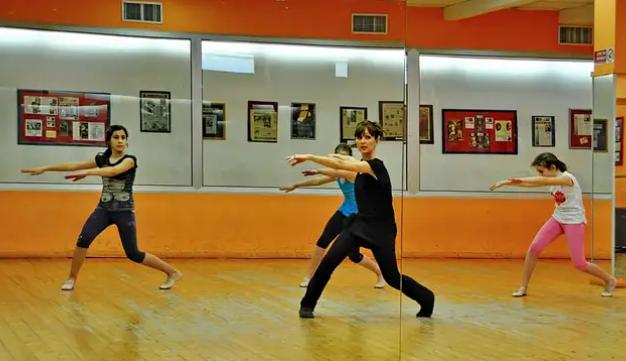 scuola sampaoli corsi di ballo